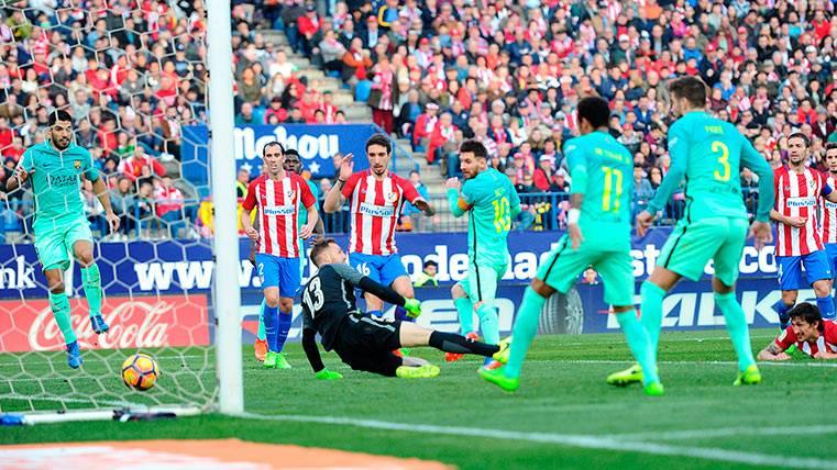 Tres claves de la victoria del Barça ante el Atlético de Madrid
