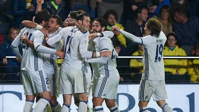 Todas las ayudas arbitrales al Real Madrid este curso 2016-17