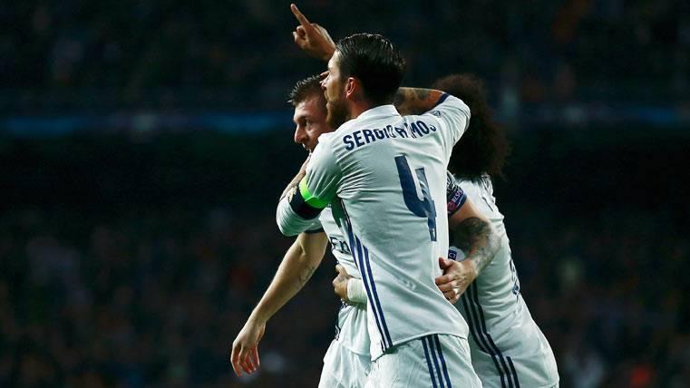 POLÉMICA: ¡Sergio Ramos también repartió contra Alves!