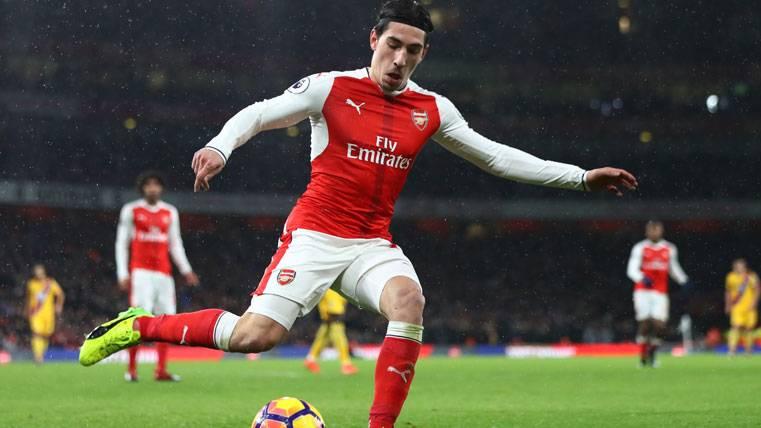 La complicada elección de Bellerín si deja el Arsenal