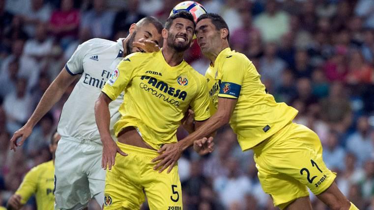Para el Comité sí hubo penalti en el Villarreal-Madrid
