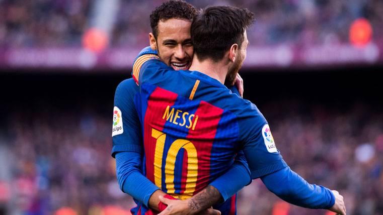 Los datos con los que Messi y Neymar humillan a CR7