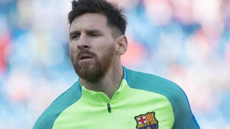 Así llegó Leo Messi a Barcelona: dolido tras la sanción