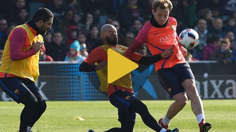 Mascherano y Arda ya están listos para ayudar al Barça