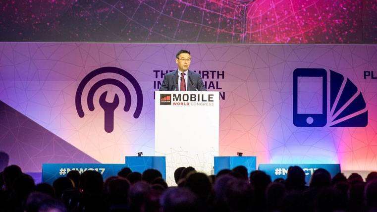 El Barça, en el Mobile World Congress con un nuevo proyecto