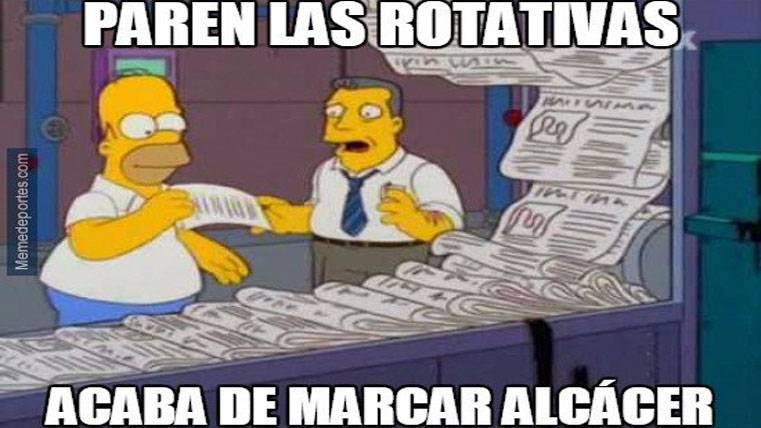 """Estos son los mejores """"memes"""" del Barcelona-Sporting"""