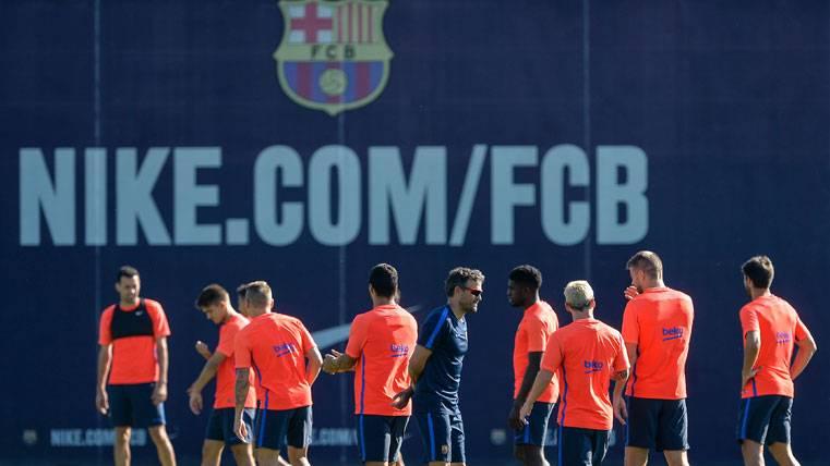 Efecto motivador de la decisión de Luis Enrique en el Barça