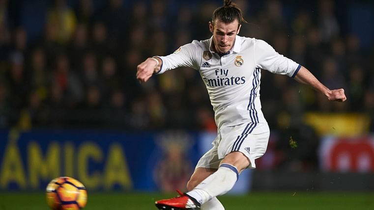 La sanción a Bale acentúa la crisis en el Real Madrid