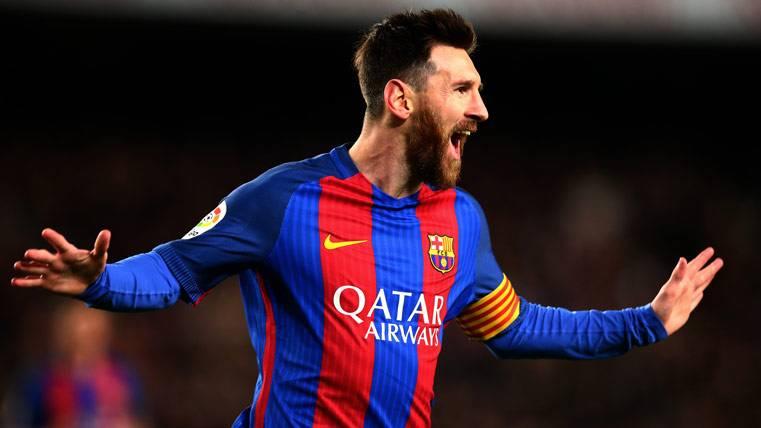 Leo Messi sigue siendo el Rey del gol en toda Europa