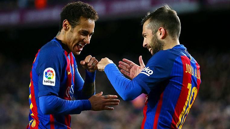 El FC Barcelona hizo creer al Camp Nou en la remontada