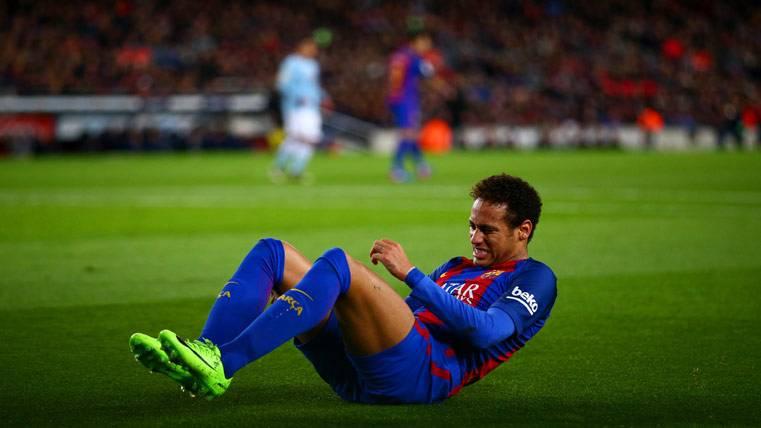 Ni siquiera el penalti no pitado a Neymar enturbió la fiesta