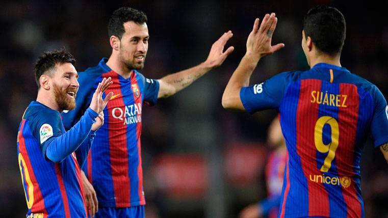 BÁLSAMO: El mejor Busquets, cuando el Barça más le necesita
