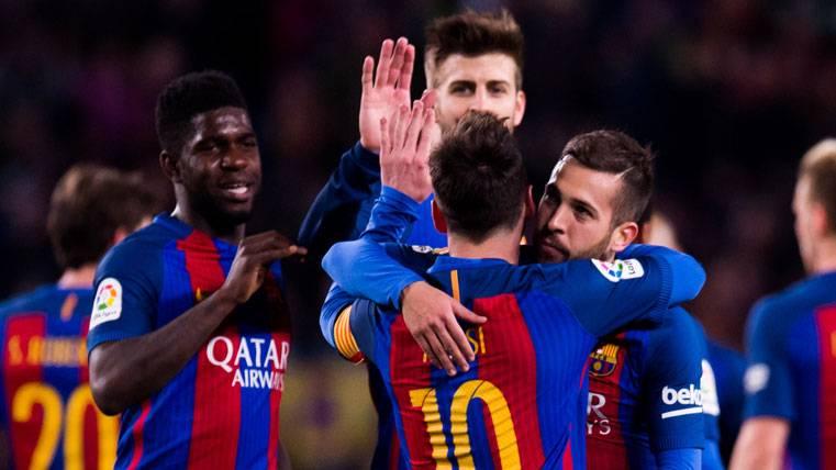 El Barcelona se acerca al récord del Tata Martino