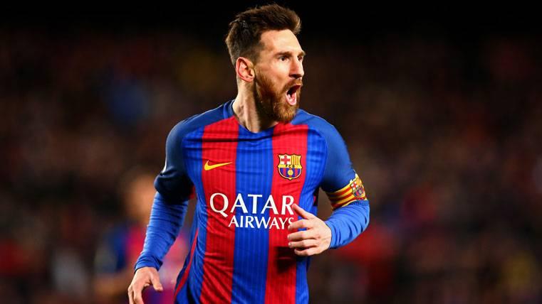 Messi toma distancia en la conquista de la Bota de Oro