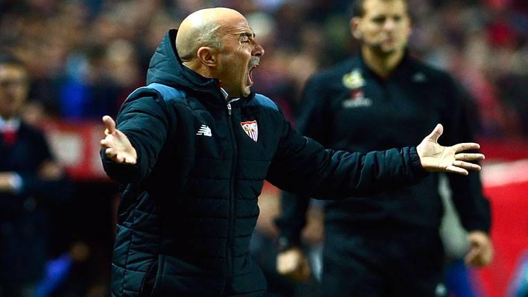 El Sevilla FC, en pie de guerra por Jorge Sampaoli