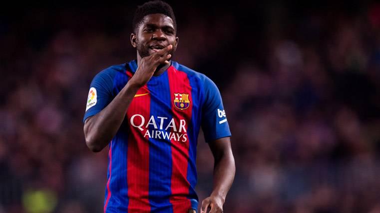 Samuel Umtiti, una referencia para los fichajes del Barça