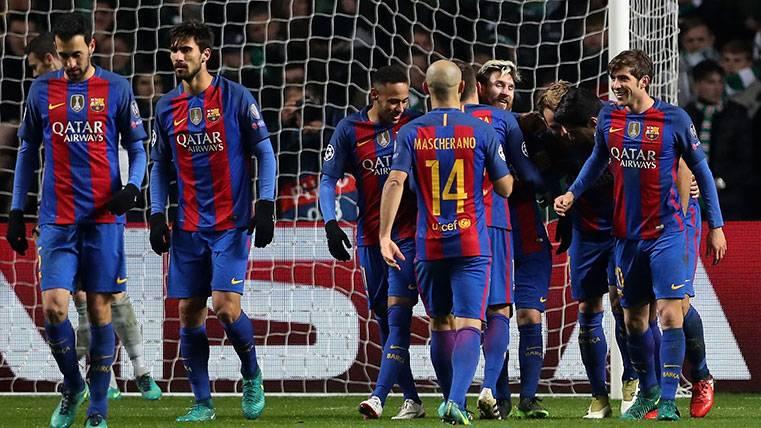 Ante el PSG, al Barça le valen 8 resultados de este curso en casa