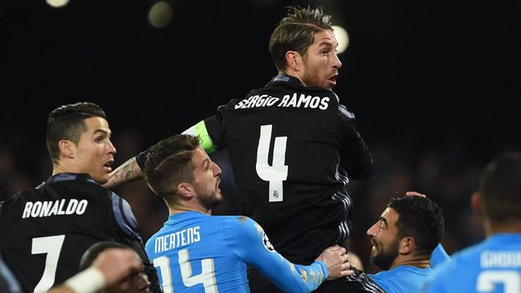 TVE se superó con una encuesta ridícula sobre Ramos