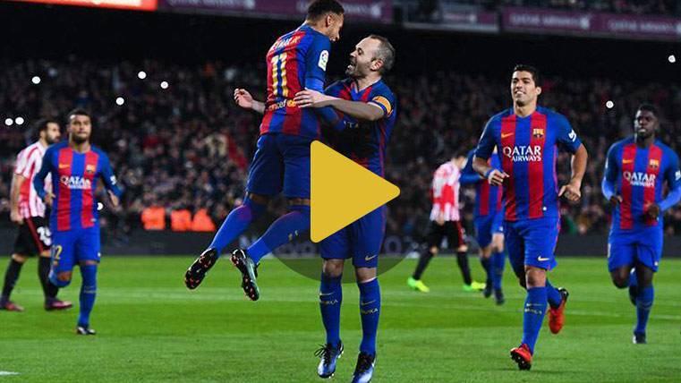 Neymar, Iniesta, Luis Suárez... Todos creen en la remontada