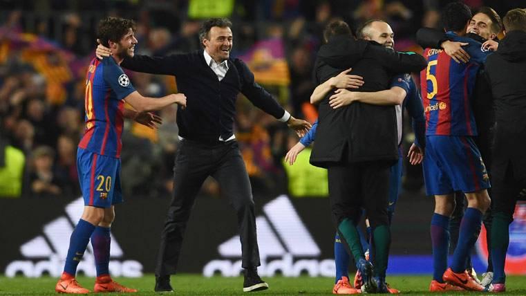 BARÇA: Líder de Liga, finalista en Copa y a cuartos de Champions