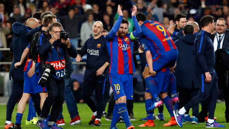 ¡Messi lidera la Bota de Oro y el Pichichi de Champions!