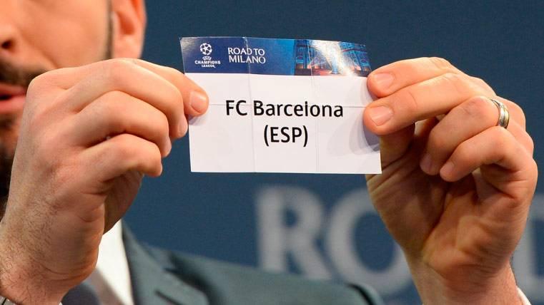 Ya hay fecha para conocer al rival del Barça en cuartos