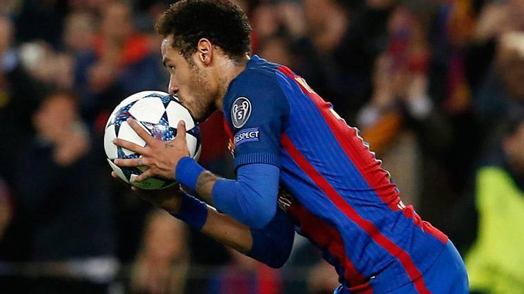 Mejor gol de la Champions League 16-17: Neymar Júnior es ...