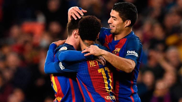 "GENIOS: La ""MSN"" del Barça se dispara a nivel goleador"