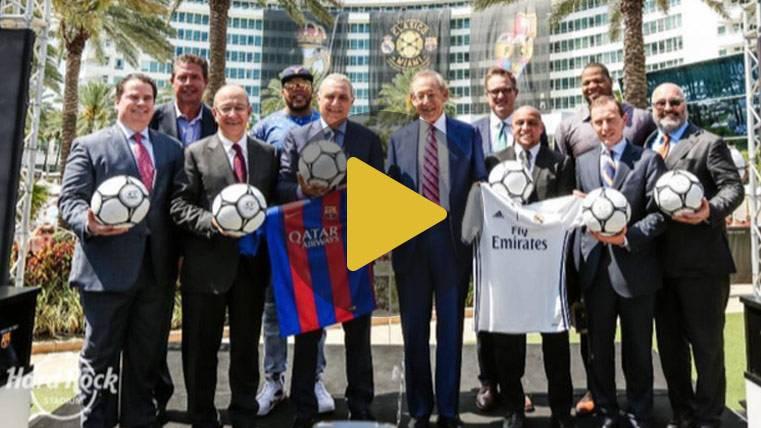 OFICIAL: Ya hay fecha para el Barça-Madrid en Miami