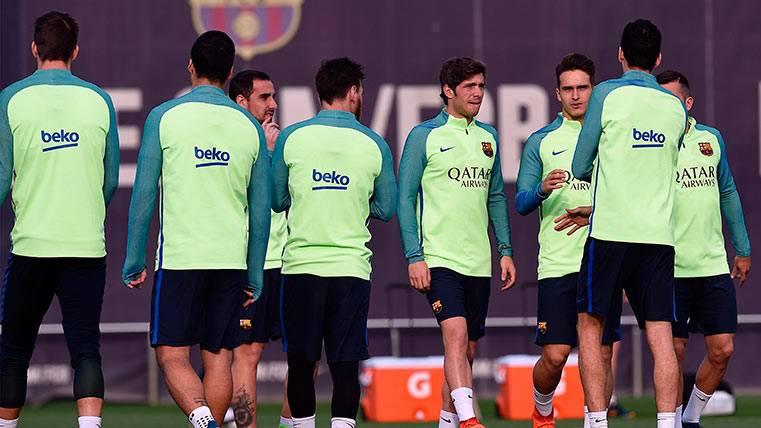 Lista de convocados del Barça ante la UD Las Palmas (Liga J37)