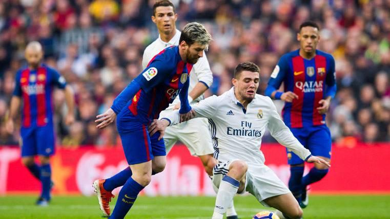 El madridismo no puede hablar de favores arbitrales al Barça