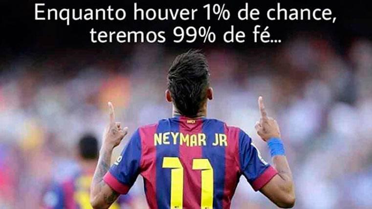 La Frase De Neymar Ante El Psg Ya Forma Parte De Barcelona
