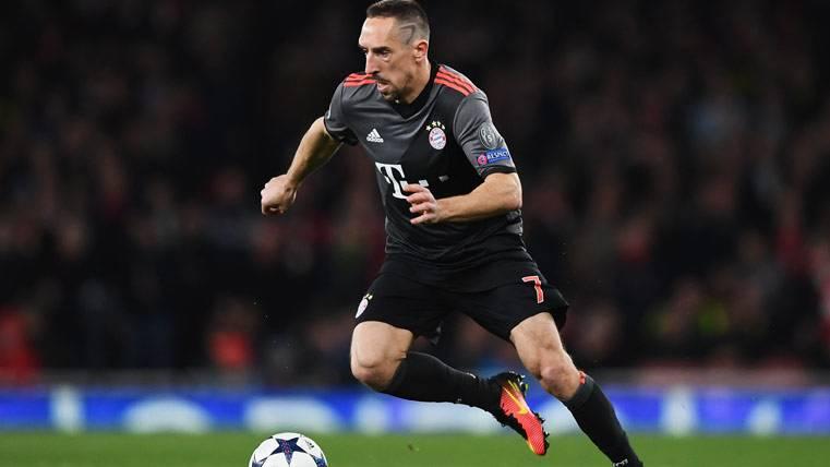 Descubre por qué Ribéry no daría el Balón de Oro a Messi