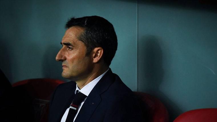 El Barça se reunirá la próxima semana con Valverde a la espera