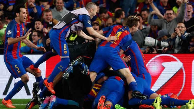 Once de gala del Barça para jugarse los títulos esta campaña