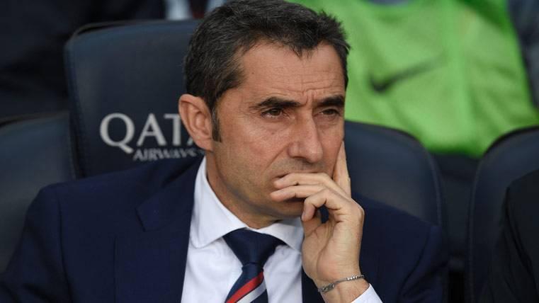 """Quince días clave en el """"fichaje"""" de Valverde por el Barça"""