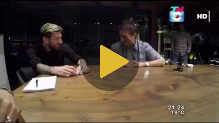 Leo Messi y Suárez confiesan su anécdota más desternillante