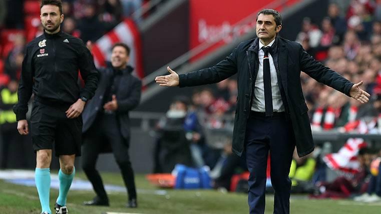 """""""Valverde está preparado para entrenar al Barça"""""""