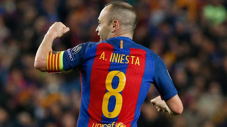 La renovación de Iniesta por el Barça depende de La Masia
