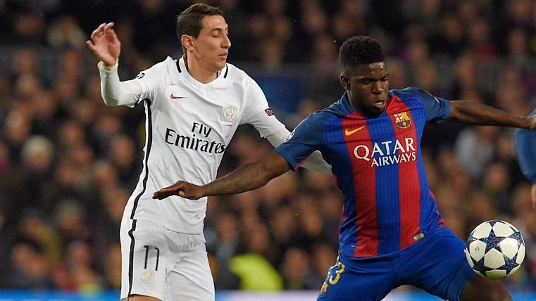 """Di María, ¿de tener cláusula """"Anti-Barça"""" a posible fichaje?"""
