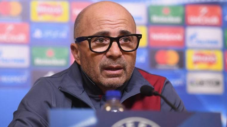 Sampaoli, descartado por el Barça tras el batacazo del Sevilla