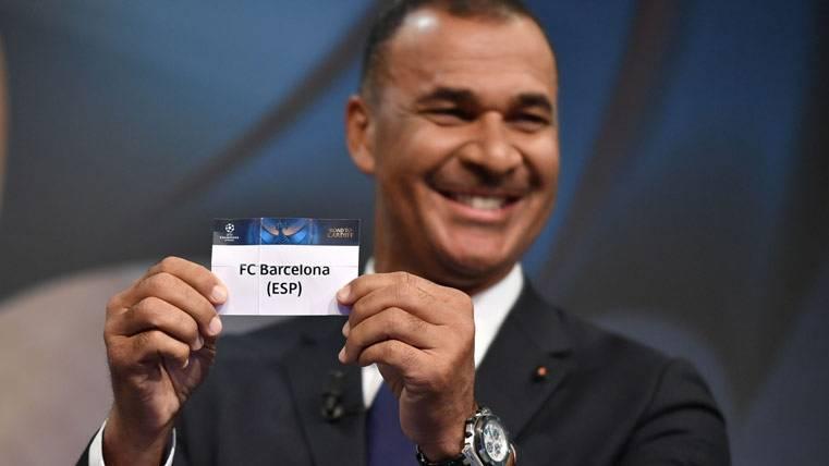 La UEFA no quiere líos Barça-Madrid en el sorteo de cuartos