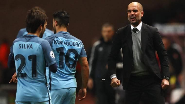 ¡El Manchester City de Guardiola, fuera de la Champions!