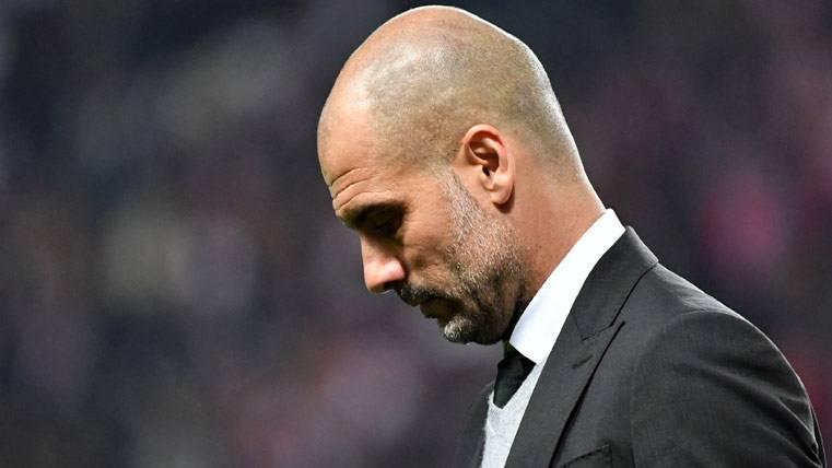 Guardiola explica por qué ha naufragado el City en Champions