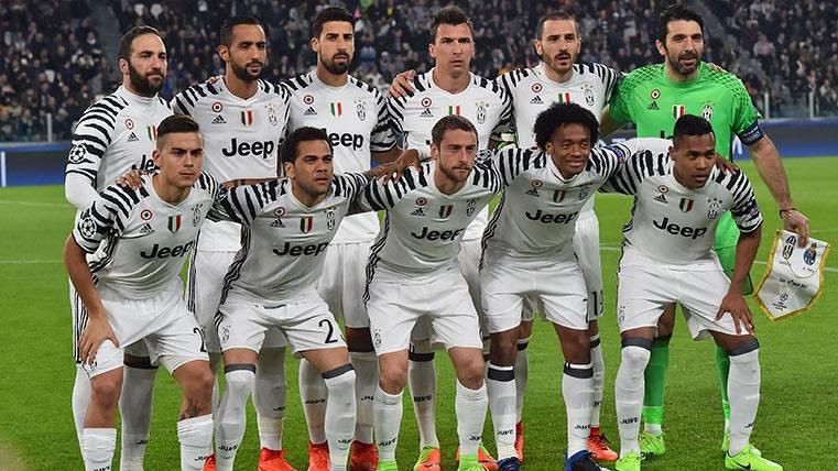 El once de la Juventus, analizado antes del duelo frente al Barça