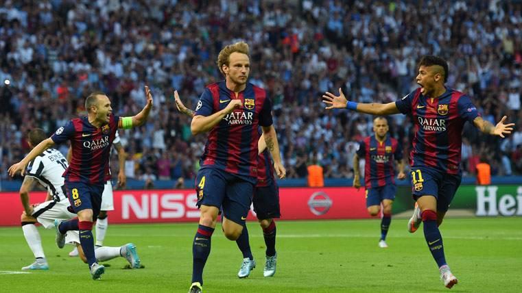 Rakitic no tiene ninguna intención de dejar el Barça