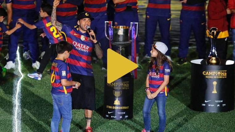 Alves regresará justo cuando el Barça más necesita un lateral