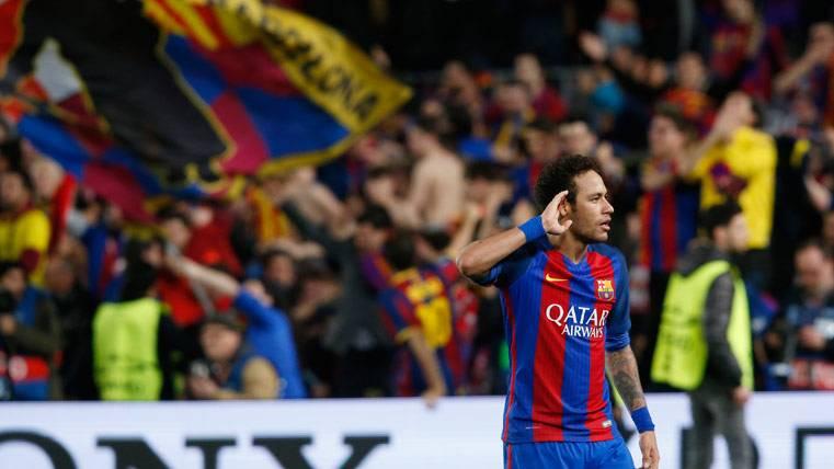 """Neymar Jr se """"pica"""" con Chris Brown en las redes sociales"""