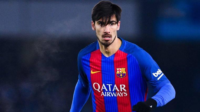 André Gomes puede rebajar el fichaje de Dybala por el Barça