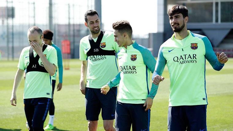 Así serán los días previos del Barça antes de la Juventus